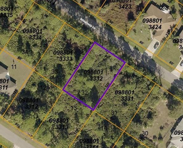 Allegheny Lane, North Port, FL 34286 (MLS #N6115072) :: Premium Properties Real Estate Services