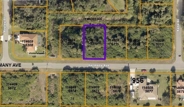 Germany Avenue, North Port, FL 34288 (MLS #N6115156) :: Armel Real Estate
