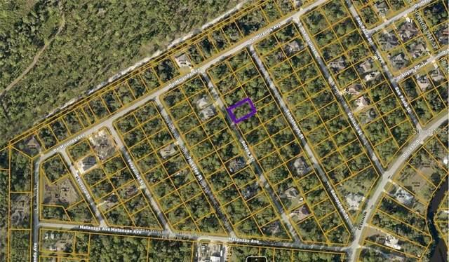 Lots 49 & 50 Solana Street, North Port, FL 34287 (MLS #N6115172) :: The Kardosh Team