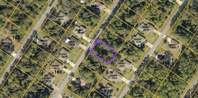 Twinbush Terrace, North Port, FL 34286 (MLS #N6115180) :: RE/MAX Local Expert