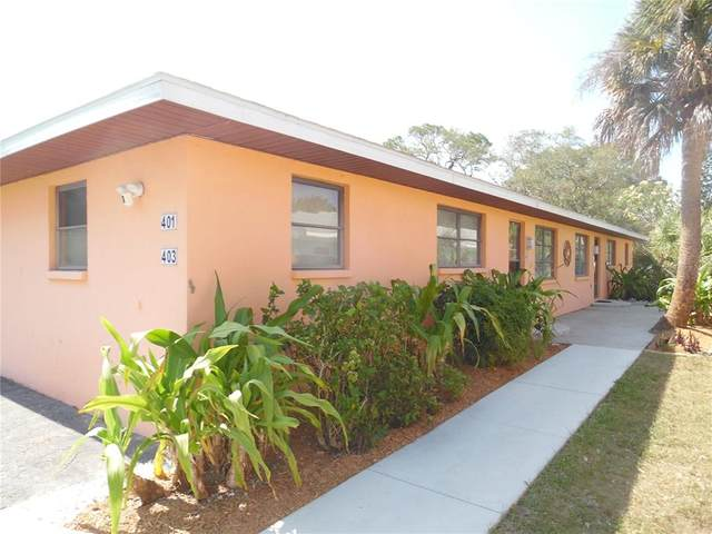 401 and 403 Shore Road, Nokomis, FL 34275 (MLS #N6115202) :: Sarasota Home Specialists