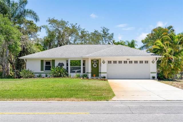 929 Jamaica Road, Venice, FL 34293 (MLS #N6115354) :: Visionary Properties Inc