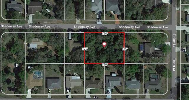 18359 Shadoway Avenue, Port Charlotte, FL 33948 (MLS #N6115356) :: The Paxton Group