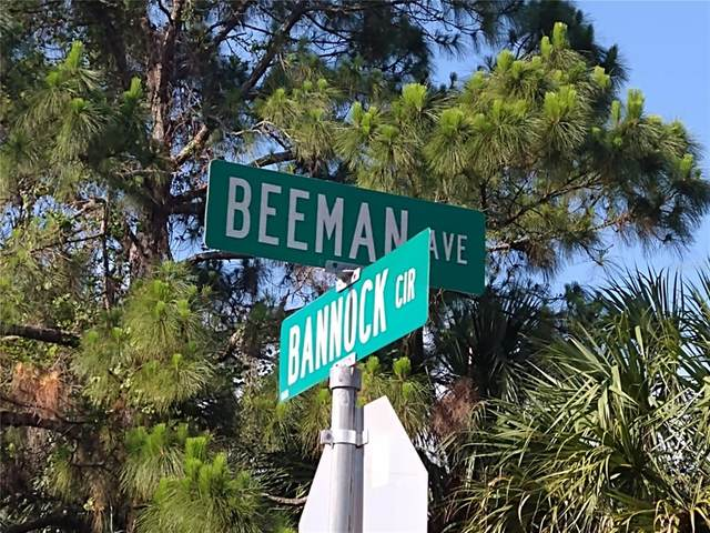 Bannock Circle, North Port, FL 34288 (MLS #N6115363) :: The Heidi Schrock Team