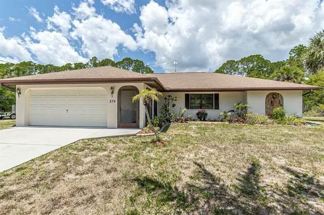 279 Kindred Boulevard, Port Charlotte, FL 33954 (MLS #N6115369) :: The Lersch Group