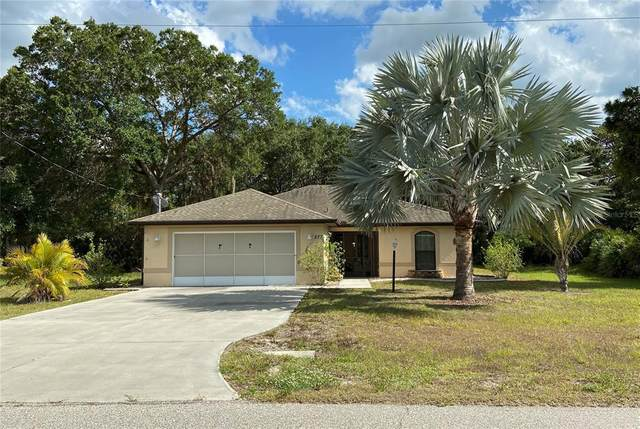 277 Albatross Road, Rotonda West, FL 33947 (MLS #N6115422) :: Realty Executives in The Villages