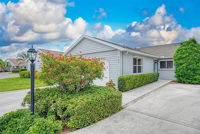 703 Ironwood Drive #114, Venice, FL 34292 (MLS #N6115428) :: Carmena and Associates Realty Group