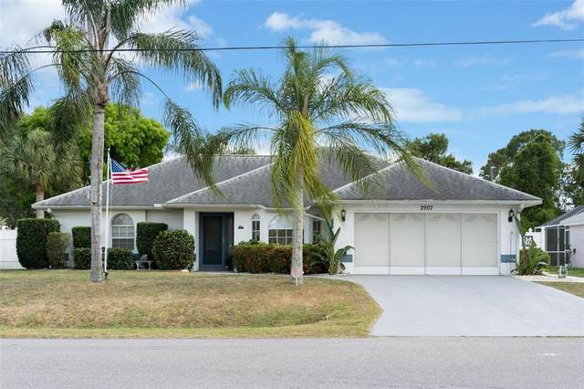 2907 Colonade Lane, North Port, FL 34286 (MLS #N6115430) :: Prestige Home Realty