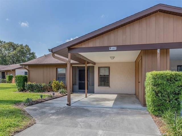 1803 Curry Trail #23, North Venice, FL 34275 (MLS #N6115439) :: Keller Williams Realty Select