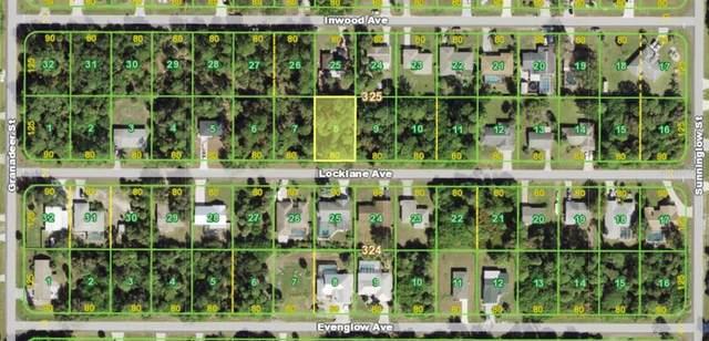 18410 Locklane Avenue, Port Charlotte, FL 33948 (MLS #N6115442) :: Team Pepka