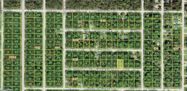 17146 Jamie Avenue, Port Charlotte, FL 33948 (MLS #N6115454) :: Pristine Properties