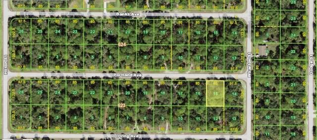17131 Portland Avenue, Port Charlotte, FL 33948 (MLS #N6115461) :: Premium Properties Real Estate Services