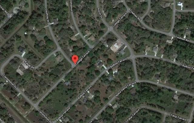 College Terrace, North Port, FL 34291 (MLS #N6115495) :: Baird Realty Group