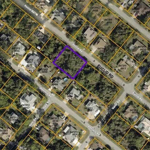 Euclid Road, Venice, FL 34293 (MLS #N6115527) :: Team Turner