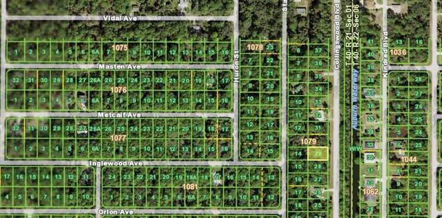 297 Collingswood Boulevard, Port Charlotte, FL 33954 (MLS #N6115528) :: Coldwell Banker Vanguard Realty