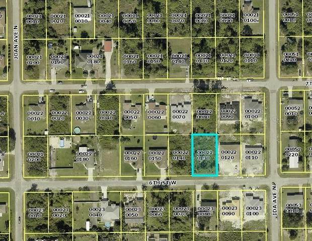 2904 6TH Street W, Lehigh Acres, FL 33971 (MLS #N6115576) :: The Hustle and Heart Group