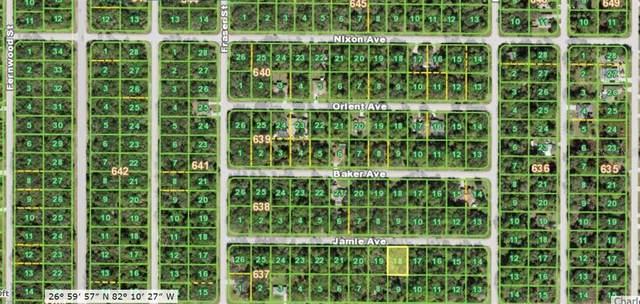 17137 Jamie Avenue, Port Charlotte, FL 33948 (MLS #N6115581) :: The Robertson Real Estate Group