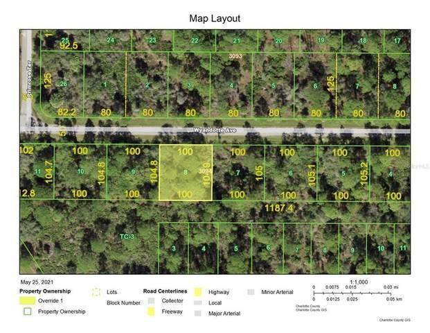 15461 Wyandotte Avenue, Port Charlotte, FL 33953 (MLS #N6115621) :: The Robertson Real Estate Group