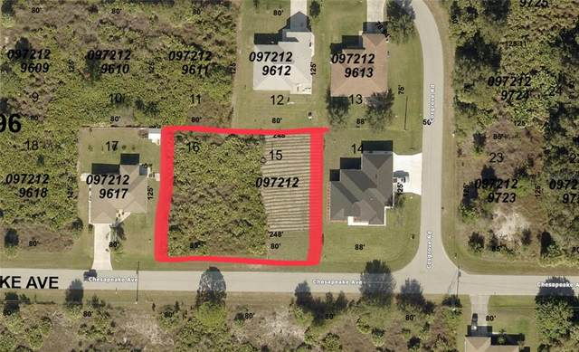 Chesapeake Avenue, North Port, FL 34291 (MLS #N6115641) :: The Hustle and Heart Group