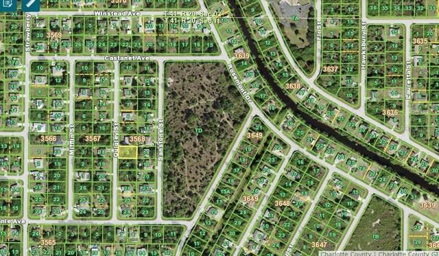 7092 Quigley Street, Englewood, FL 34224 (MLS #N6115651) :: RE/MAX Local Expert