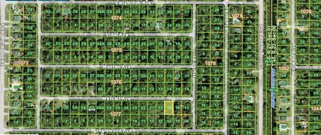 17447 Metcalf Avenue, Port Charlotte, FL 33954 (MLS #N6115752) :: Coldwell Banker Vanguard Realty