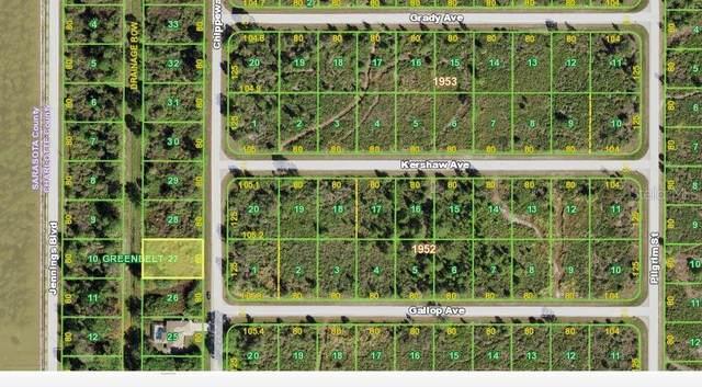 3461 Chippewa Street, Port Charlotte, FL 33981 (MLS #N6115768) :: Everlane Realty