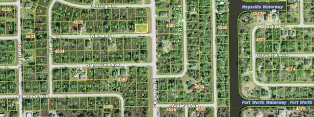 10093 Calumet Boulevard, Port Charlotte, FL 33981 (MLS #N6115775) :: Griffin Group