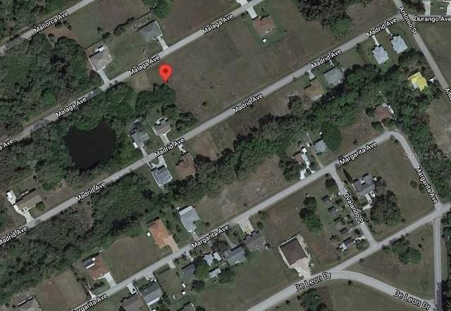 Malaga Avenue, North Port, FL 34287 (MLS #N6115797) :: Armel Real Estate