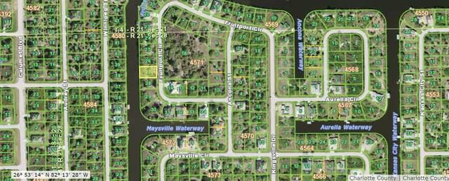 14171 Fruitport Circle, Port Charlotte, FL 33981 (MLS #N6115806) :: Sarasota Home Specialists