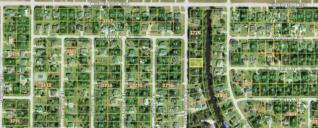 11805 Oceanspray Boulevard, Englewood, FL 34224 (MLS #N6115810) :: Frankenstein Home Team