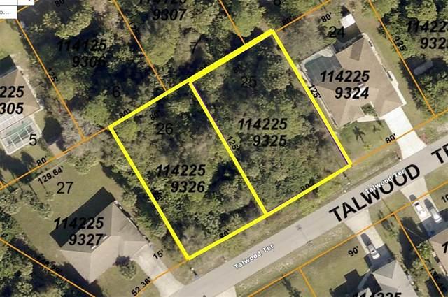 Talwood Terrace, North Port, FL 34288 (MLS #N6115870) :: The Price Group