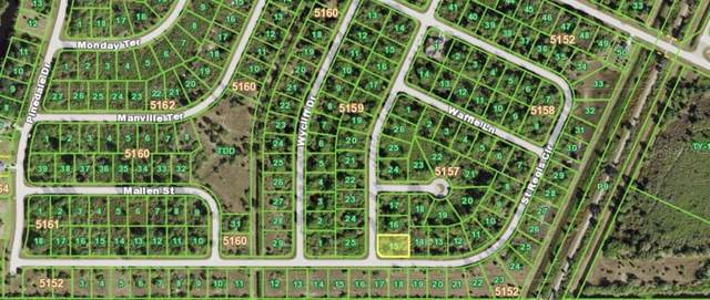 7520 Treadway Road, Port Charlotte, FL 33981 (MLS #N6115892) :: The Hustle and Heart Group