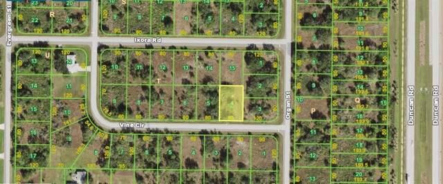 194 Vine Circle, Punta Gorda, FL 33982 (MLS #N6115907) :: Pristine Properties