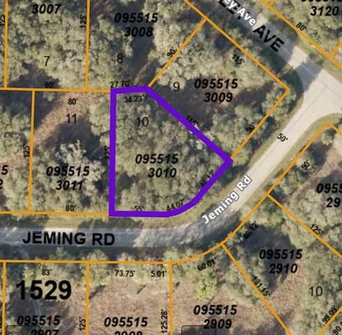 Jeming Road, North Port, FL 34286 (MLS #N6115918) :: Your Florida House Team