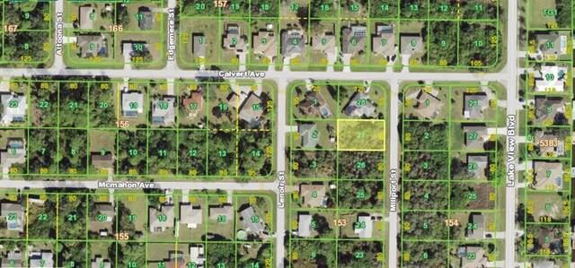 474 Millport Street NW, Port Charlotte, FL 33948 (MLS #N6115923) :: The Price Group