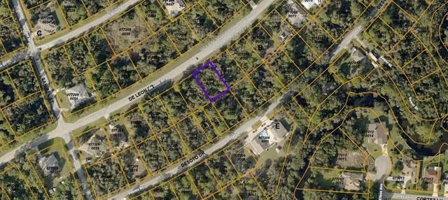 De Leon Drive, North Port, FL 34287 (MLS #N6115941) :: Expert Advisors Group