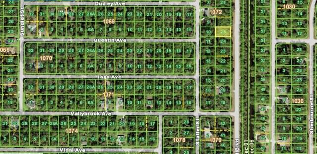 115 Collingswood Boulevard, Port Charlotte, FL 33954 (MLS #N6115944) :: Zarghami Group