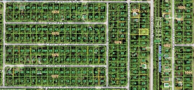 225 Collingswood Boulevard, Port Charlotte, FL 33954 (MLS #N6115945) :: Zarghami Group