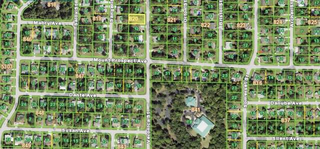 1085 Veronica Street, Port Charlotte, FL 33952 (MLS #N6115978) :: Coldwell Banker Vanguard Realty