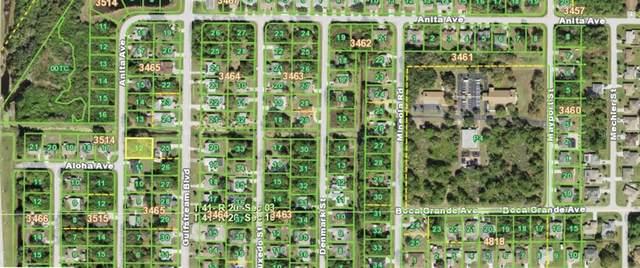 9111 Anita Avenue, Englewood, FL 34224 (MLS #N6115996) :: Everlane Realty
