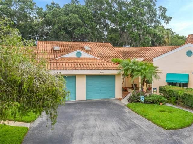 605 Tyson Terrace #5, Venice, FL 34285 (MLS #N6116003) :: Vacasa Real Estate