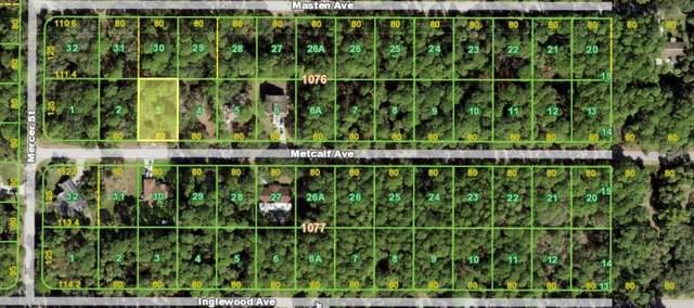 17350 Metcalf Avenue, Port Charlotte, FL 33954 (MLS #N6116024) :: Everlane Realty