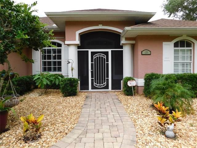 135 Tazewell Drive, Port Charlotte, FL 33954 (MLS #N6116034) :: Team Pepka