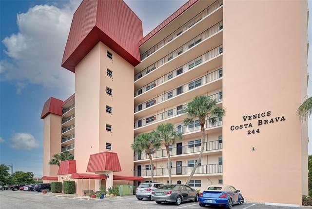 244 Saint Augustine Avenue #402, Venice, FL 34285 (MLS #N6116044) :: The Paxton Group