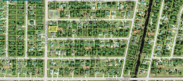 7404 Sunnybrook Boulevard, Englewood, FL 34224 (MLS #N6116045) :: Coldwell Banker Vanguard Realty