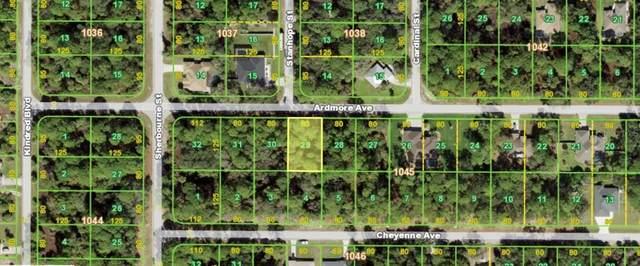 18085 Ardmore Avenue, Port Charlotte, FL 33954 (MLS #N6116056) :: Frankenstein Home Team