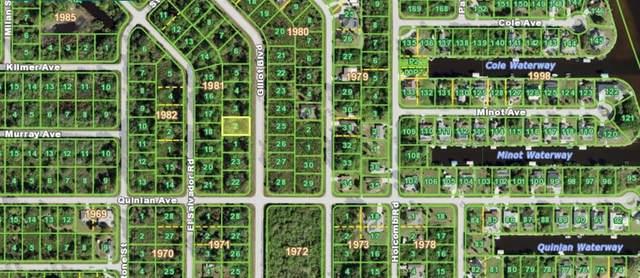 3269 Gillot Boulevard, Port Charlotte, FL 33981 (MLS #N6116059) :: The Kardosh Team