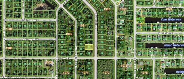 3285 Gillot Boulevard, Port Charlotte, FL 33981 (MLS #N6116060) :: The Kardosh Team