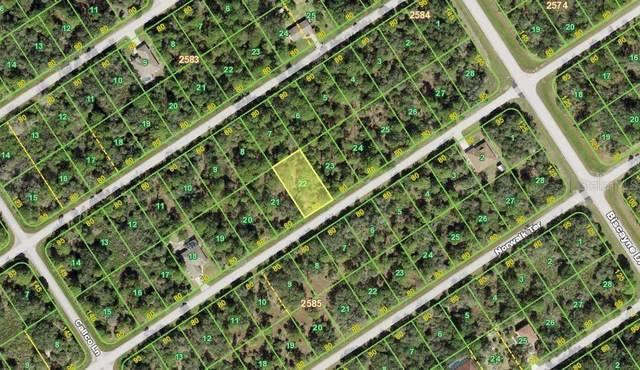 1447 Rambler Terrace, Port Charlotte, FL 33953 (MLS #N6116066) :: The Posada Group at Keller Williams Elite Partners III