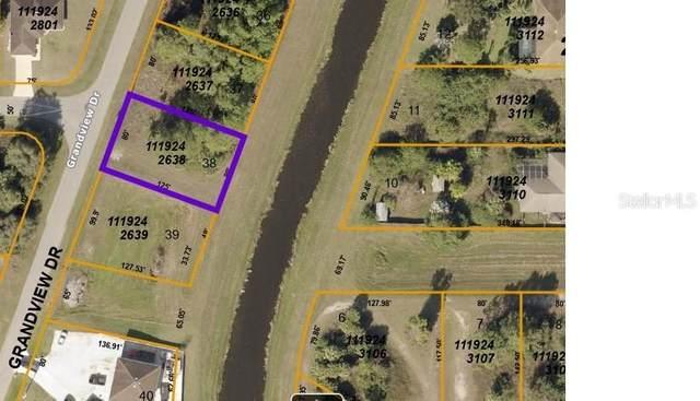 Grandview Drive, North Port, FL 34288 (MLS #N6116114) :: Century 21 Professional Group